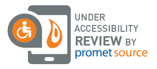 sonomalibrary website under accessibility review