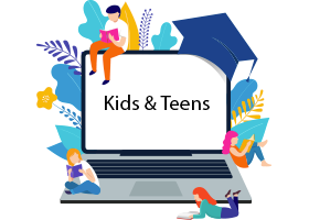 Just for Kids & Teens image