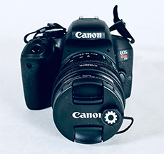 Canon Rebel t7i DSLR Camera Kit photo