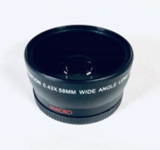 Wide Angle DSLR Lens photo