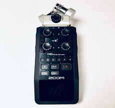 Zoom H6 Portable Recorder photo