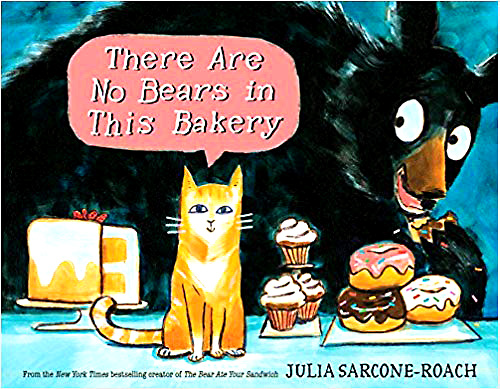 There Are No Bears in this Bakery book cover image