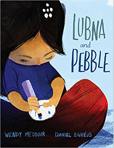 Lubna and Pebble book cover image
