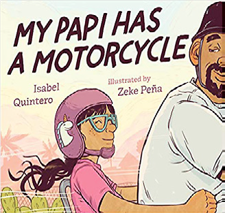 My Papi has a Motorcycle book cover image