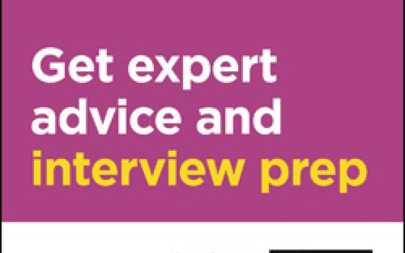 Get expert advice and interview prep with Tutor.Com