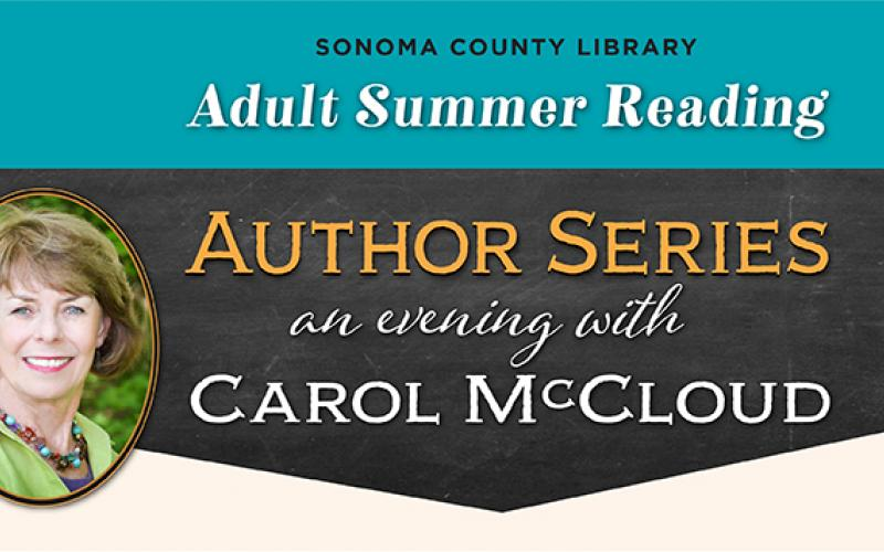 Carol McCloud - Wednesday June 27 at 3:30pm and 6pm - Cloverdale Library