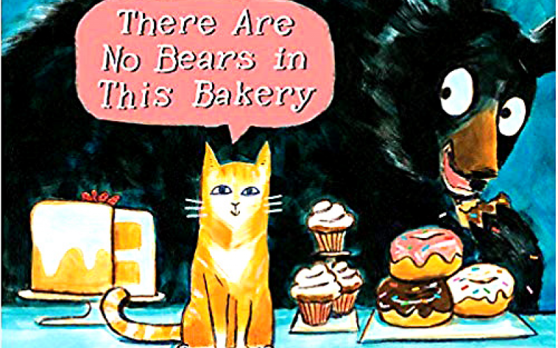 There are no Bears in this Bakery cover image
