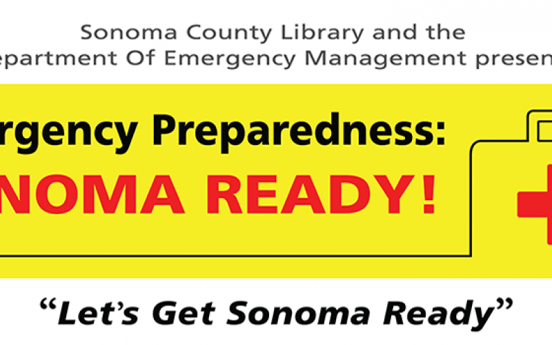 Emergency Preparedness: Sonoma Ready Series