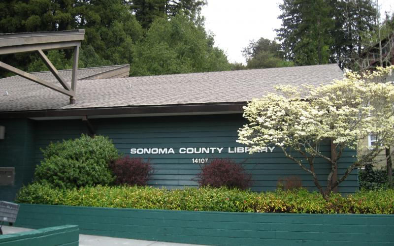 Guerneville Regional Library