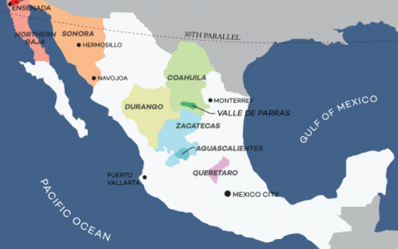 Mexico - Wine Folly