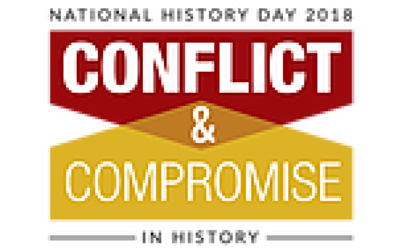 text: Conflict and Compromise in History
