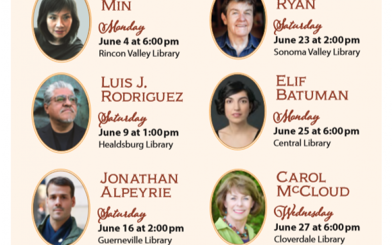 Summer Reading Author Series