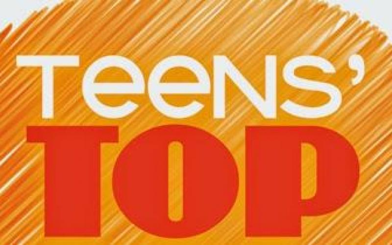 Teens' Top Yalsa logo