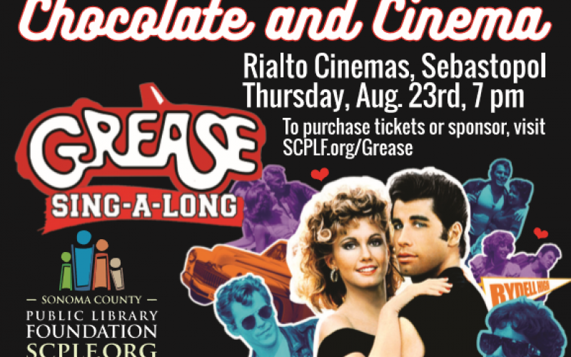actors portraying Sandy and Danny from the mmovie Grease