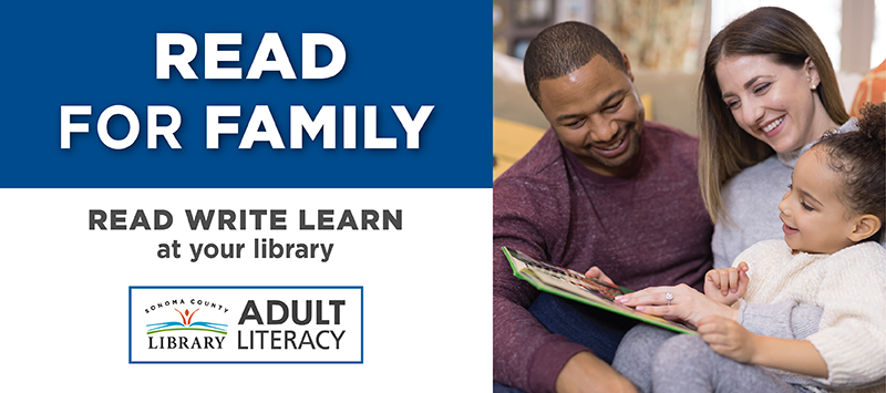 Read for Family - Adult Literacy image