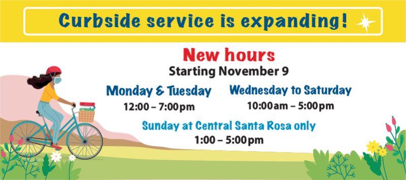 New Curbside Hours image