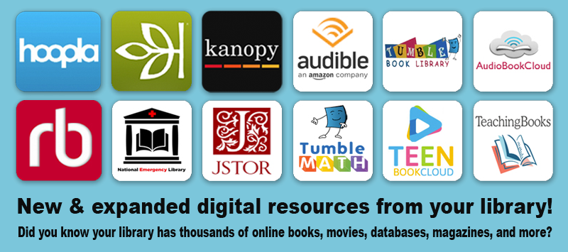 Expanded Digital Resources image