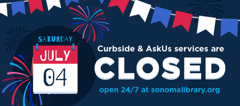 closed on July 4th