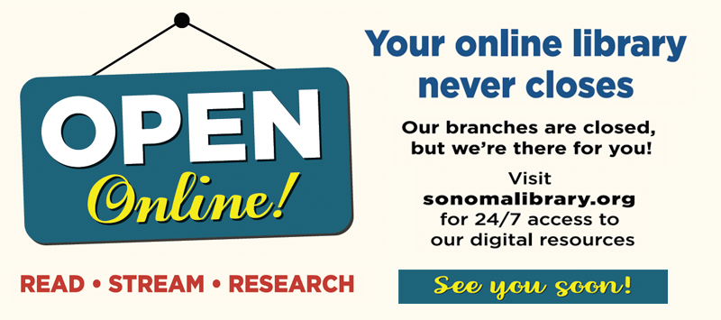 Your online library never closes