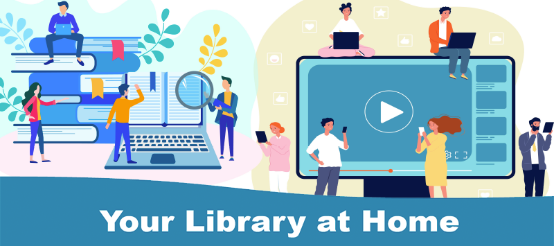 Your Library at Home image