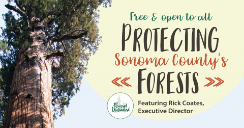 37cf8fdf55d16 Read Books, Plant Trees, and Protect Sonoma County's Forests ...