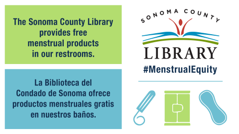 Sonoma County Library expands Menstrual Equity Program