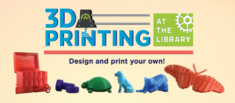 Sonoma County Library Offers 3D Printing Services | Sonoma County