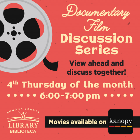 Documentary Film Discussion Series image