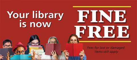 Fine Free library image