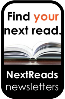 logo for the nextreads service