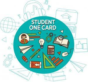 student onecard logo