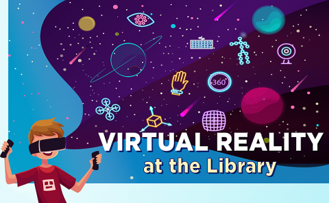 Virtual Reality at the Library image
