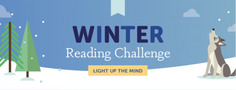 2020 Winter Reading Challenge image