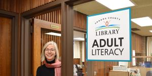 Welcome to the Adult Literacy Program Office!