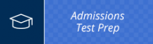 Admission Test Preparation