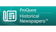 Historical Newspapers